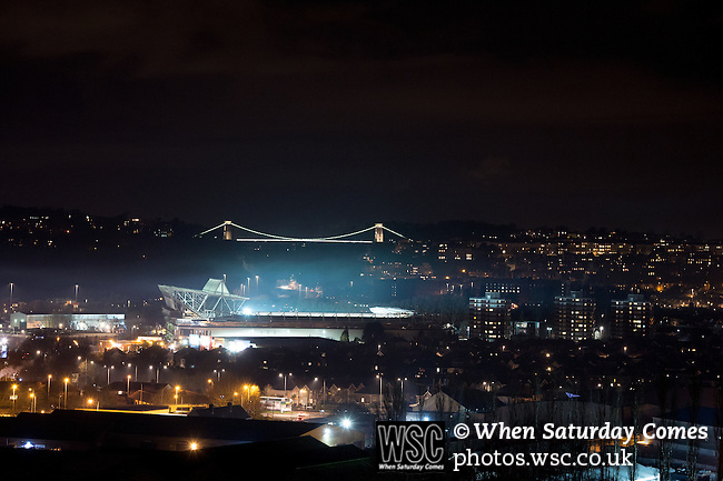 Bristol City night