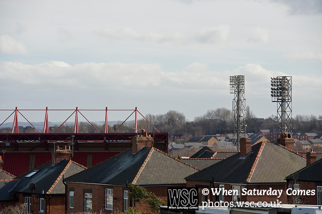 Floodlights Barnsley