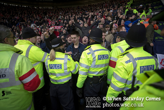 Police Forest Derby