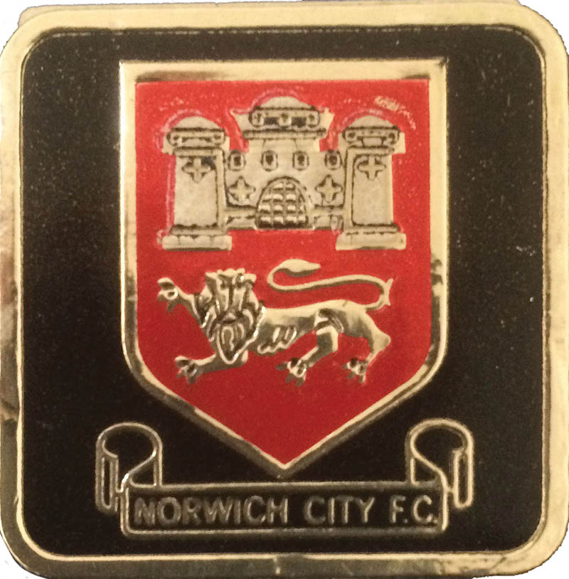 381 Badge Norwich